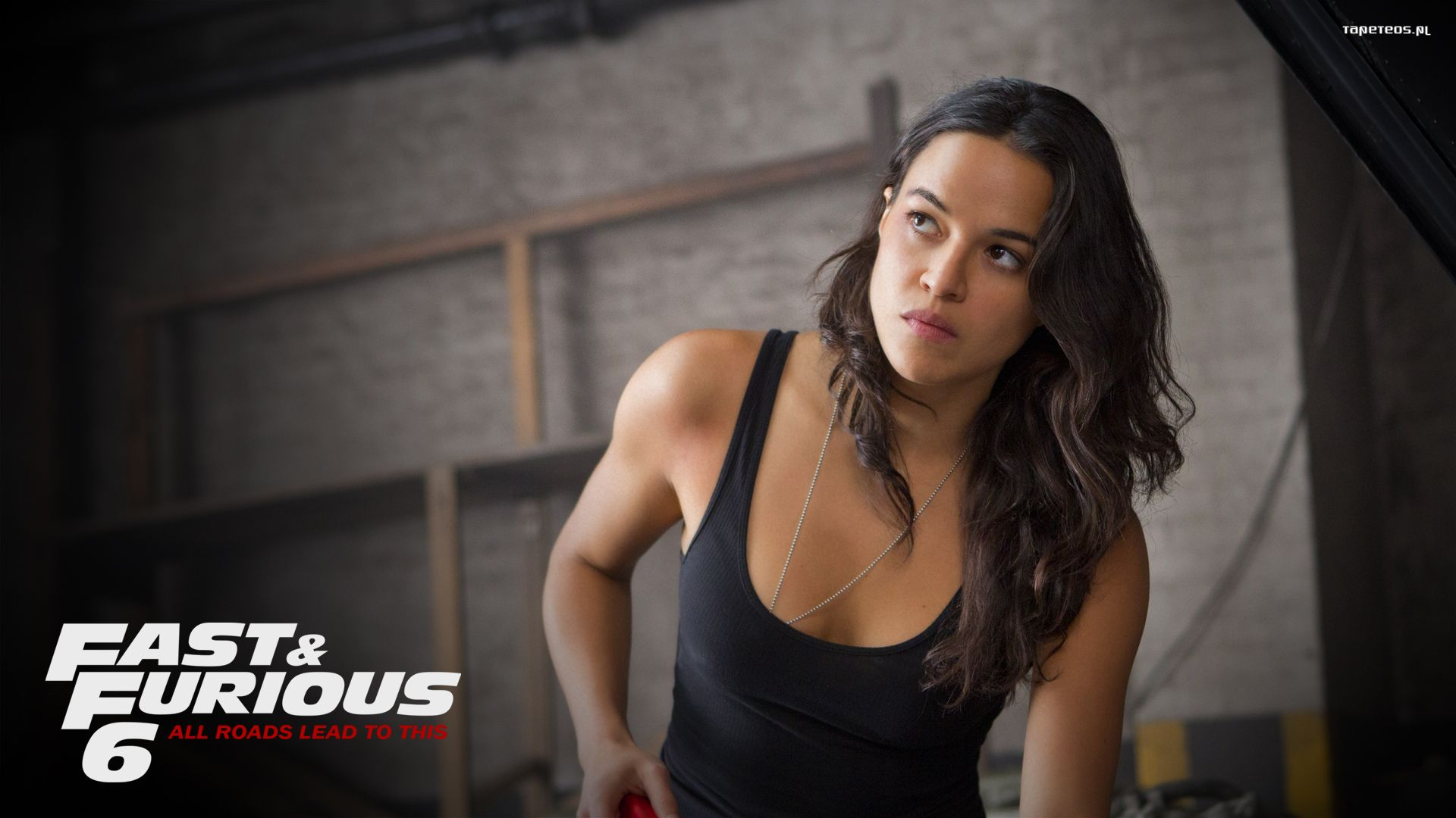 Fast And Furious 8 Wallpaper Hd Szybcy I Wsciekli 6 008 Michelle Rodriguez Letty Tapety
