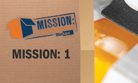 Mission: Packaging 2017 – Challenge One: Through the Eyes of a Pro