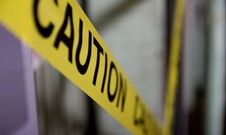 How are abatement tapes used in crime scenes?