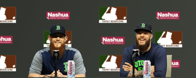 MLB Free Agents Keuchel and Kimbrel Choose Tapey Beercone