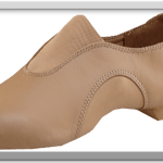 framed jazz shoe