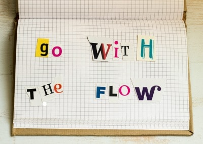 Go With The Flow image