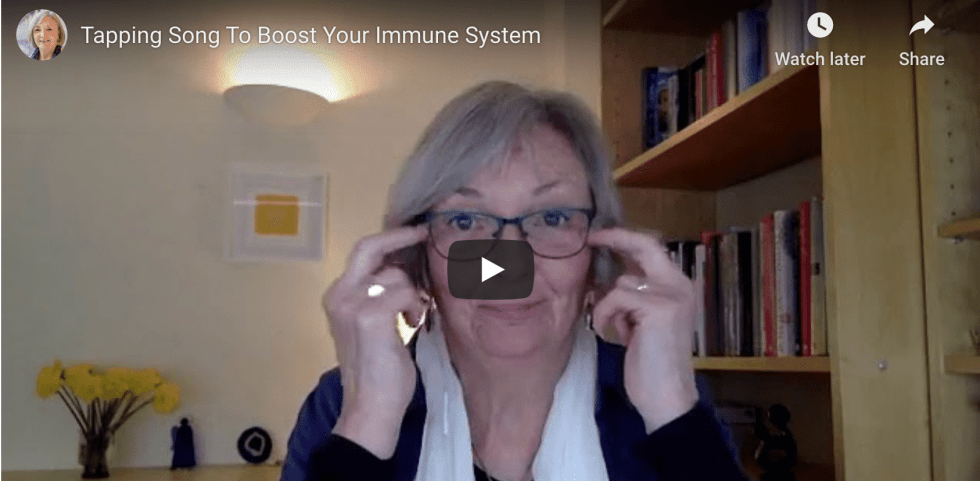 Tapping Song to Boost Your Immune System