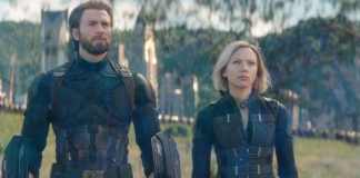 Chris Evans e Scarlett Johansson Jogam Game Boy no set dos Vingadores 4