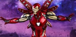 Nova Armadura do Homem de Ferro em Os Vingadores Ultimato