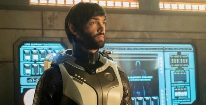 O Spock de Star Trek Discovery aparece sem barba