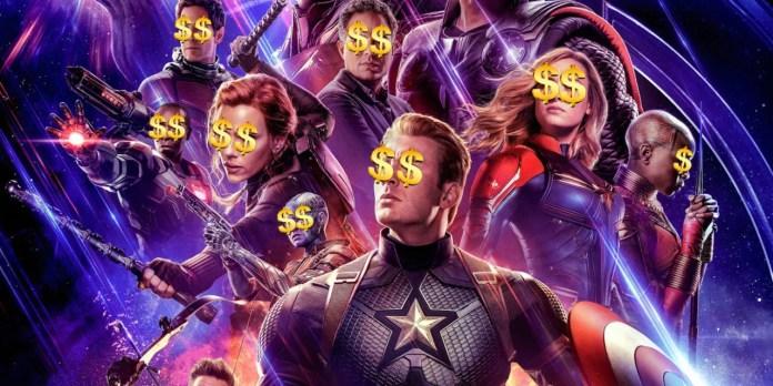 Vingadores Ultimato ultrapassa US$ 2 bilhões nas bilheterias mundiais