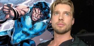 Drew Van Acker sera o Aqualad em Titans