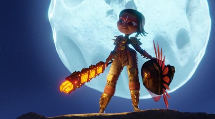 Maya e os 3 Guerreiros