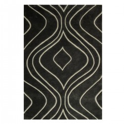 tapis noir pas cher le noir pour