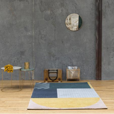 https www tapis chic com tapis afkliving 5592 tapis salon moderne art deco multicolore bleu html
