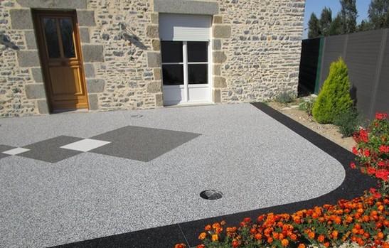 moquette de pierre resine et marbre