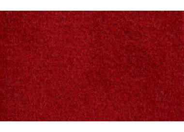 moquette de voiture boucle rouge fonce s309