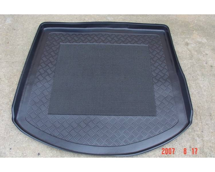 tapis de coffre pour ford mondeo iv turnier a partir 2007 avec roue de secours