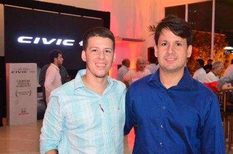 Antônio Melo e André Nogueira
