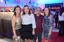 Lílian sanfort Cecília Correia Ricardo Nogueira e Elsa Frota