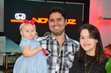 Laís, Rafael e Samara Sousa