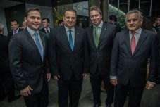 Fabio Albuquerque, Jacob Stevn, Aragão Neto e Emanuel Capistrano