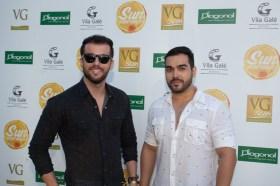 Geberson Cordeiro e Claudio Bruno