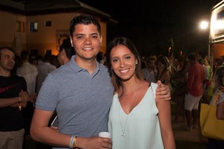 Guilherme e Gabriela Da Guarda