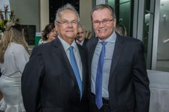 Helio Galisa e Sergio Macedo