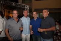 Junior Studart, Ronaldo Torres, Emilio Ary e Batista Fontenele
