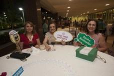 Elba Teixeira, Socorro Teixeira e Erminia Brilhante