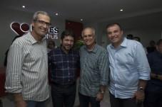 João CarlosNilton Sousa, Ricardo Miranda e Ricardo Bezerra