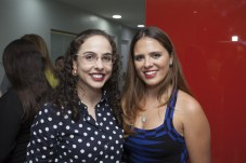 Luana Marques e Bia Gama