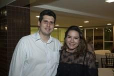 Luciano BomFim e Juana Bahia