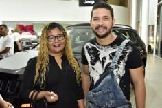 Ana Ferreira e Ruan Lima