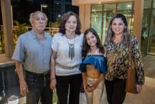 Jose, Adailda, Julia e Rebeca Alexandre