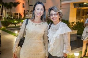 Luciana Vilas Boas e Juliana Rosa Salomao