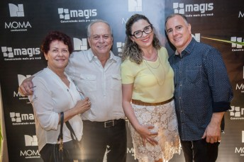 Mides Aparecida Alves, Jose Gentil, Liana Brito e Valdemir Tomas (3)
