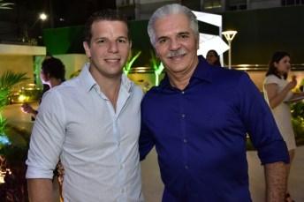 Andre Rolim e Pio Rodrigues