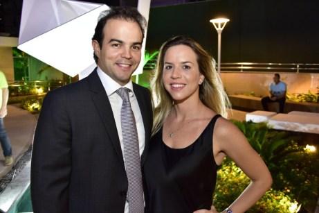 Drauzio e Isabele Barros Leal