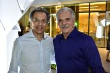 Eduardo Rolim e Pio Rodrigues