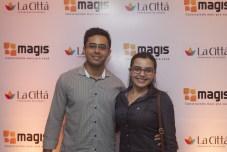 Rafael e Camila Freitas