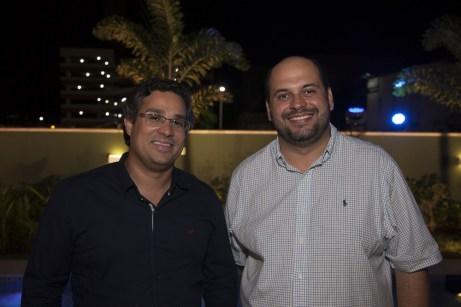 Rodolfo Carvalho e Mauricio Tavares