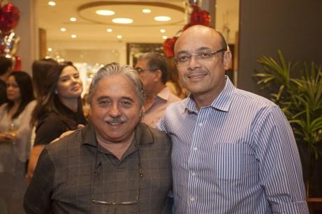 Armando Aguiar e Adriano Fiuza