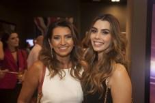 Marcia Travessoni e Camila Moreira