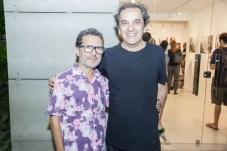 Mario Sanders e Solon Ribeiro