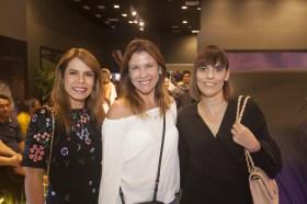 Mayra Silva, Ana Cristina melo e Fernanda Peixoto