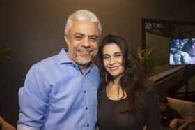 Paulo e Heloisa Sarubi