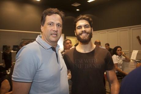 Ricardo e Vitor Lopes