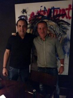 Sobral Jr e Adalberto Benevides
