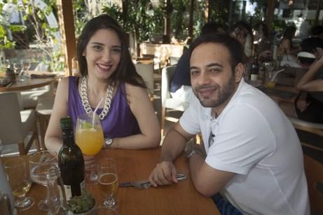 Karla Sibelle e Rodrigo de LIma