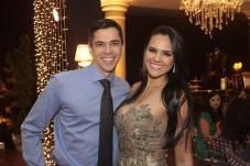 Airton e Emanuela Lopes