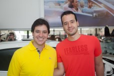 Joao Cabral Filho e Andre Aguiar