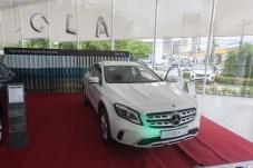 Lançamento do Novo Mercedes GLA-2